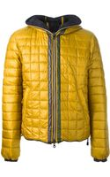 Duvetica Quilted Hooded Jacket - Lyst