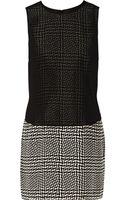 Rag & Bone Fleet Layered Silk Mini Dress - Lyst
