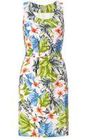 Pyrus Damsel Print Dress - Lyst