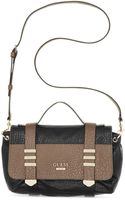 Guess Western Wild Top Handle Flap - Lyst