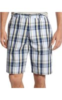 Tommy Hilfiger Tyler Plaid Shorts - Lyst