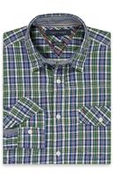 Tommy Hilfiger Custom Fit Plaid Shirt - Lyst