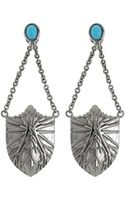 Harlot & Bones Earrings - Lyst