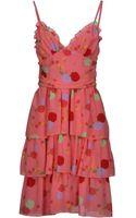 Moschino Cheap & Chic Kneelength Dress - Lyst