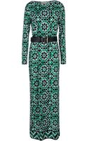 Michael by Michael Kors Long Dress - Lyst