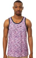 RVCA The Abduction Tank - Lyst