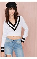 Nasty Gal Boys Club Cropped Sweater - Lyst