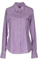 Lucien Pellat Finet Long Sleeve Shirt - Lyst