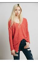 Free People Sudan V-neck - Lyst