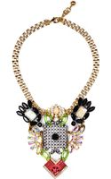Lulu Frost Revolution Necklace - Lyst