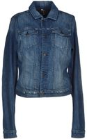 7 For All Mankind Denim Outerwear - Lyst
