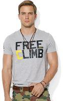 Ralph Lauren Polo Rlx Climbing Tshirt - Lyst