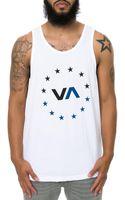 RVCA The Va Star Circle Tank - Lyst