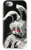 McQ by Alexander McQueen Angry Bunny Iphone Case - Lyst