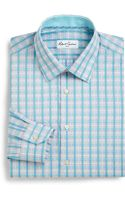 Robert Graham Orson Checked Dress Shirt - Lyst