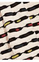 M Missoni Knitted Mini Dress - Lyst