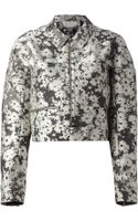 Stella McCartney Floral Print Jacket - Lyst