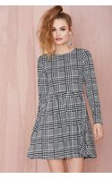 Nasty Gal Just Female Mille Dress - Lyst