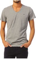 Diesel Short Sleeve Tshirt 00s85w Tbrisko - Lyst