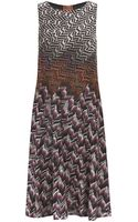 Missoni Peacock Fit and Flare Dress - Lyst