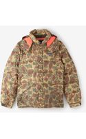 Penfield Down Insulated Hooded Jacket - Lyst