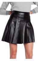 10 Crosby Derek Lam Pleated Skirt - Lyst