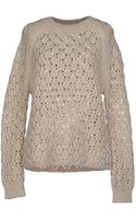Theyskens' Theory Sweater - Lyst