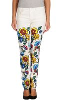 Love Moschino Casual Trouser - Lyst