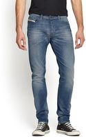 Diesel Mens Tepphar 831d Slim Tapered Fit Jeans - Lyst