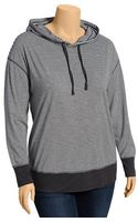 Old Navy Plus Supersoft Jersey Hoodies - Lyst