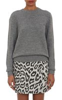 A.P.C. Wool Pullover Sweater - Lyst