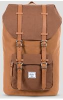 Herschel Supply Co. Little America Select Backpack - Lyst