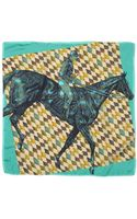 Odeeh Square Scarf - Lyst