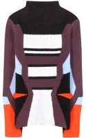 Peter Pilotto Colourblock Woolblend Sweater - Lyst