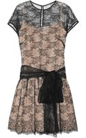 RED Valentino Lace Dress - Lyst