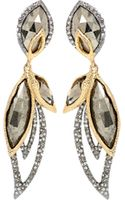 Alexis Bittar Marquis Dangle Clip Earrings - Lyst