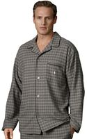 Polo Ralph Lauren Morgan Pajama Shirt - Lyst