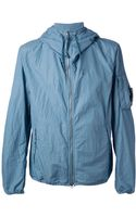 C P Company Hooded Jacket - Lyst