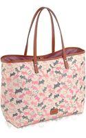 Radley Doodle Dog Weekender Ziptop Tote Bag - Lyst