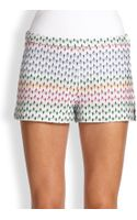 Missoni Multicolor Drop-print Shorts - Lyst