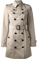 Burberry London Queensbury Trench Coat - Lyst