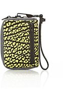 Alexander Wang Large Fumo in Contrast Tip Citron - Lyst