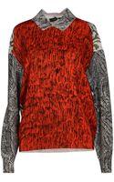 Cedric Charlier Sweater - Lyst