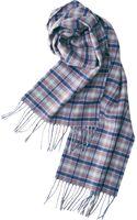 Uniqlo Women Idlf Wool Scarf Check - Lyst