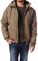 Volcom Jacket - Lyst
