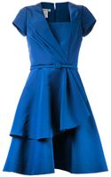 Oscar de la Renta A-Line Dress - Lyst