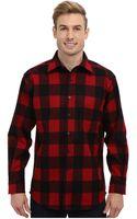 Pendleton Ls Lodge Shirt - Lyst