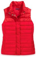 Tommy Hilfiger Puffer Vest - Lyst