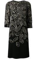 Etro Paisley Print Dress - Lyst