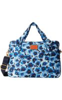 Marc By Marc Jacobs Pretty Nylon Aki Floral 15 Computer Commuter - Lyst